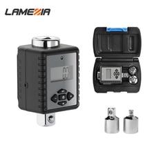 """LAMEZIA llave dinamométrica Digital 1/2 1/4 llave dinamométrica Universal 3/8 """"0,3-340NM llave dinamométrica ajustable herramienta de mano"""