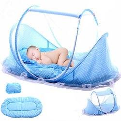 Складная кроватка-палатка