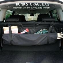 Wearable Car Gadget Large Capacity Back Seat Organizer Hanging Storage Pocket Auto parts