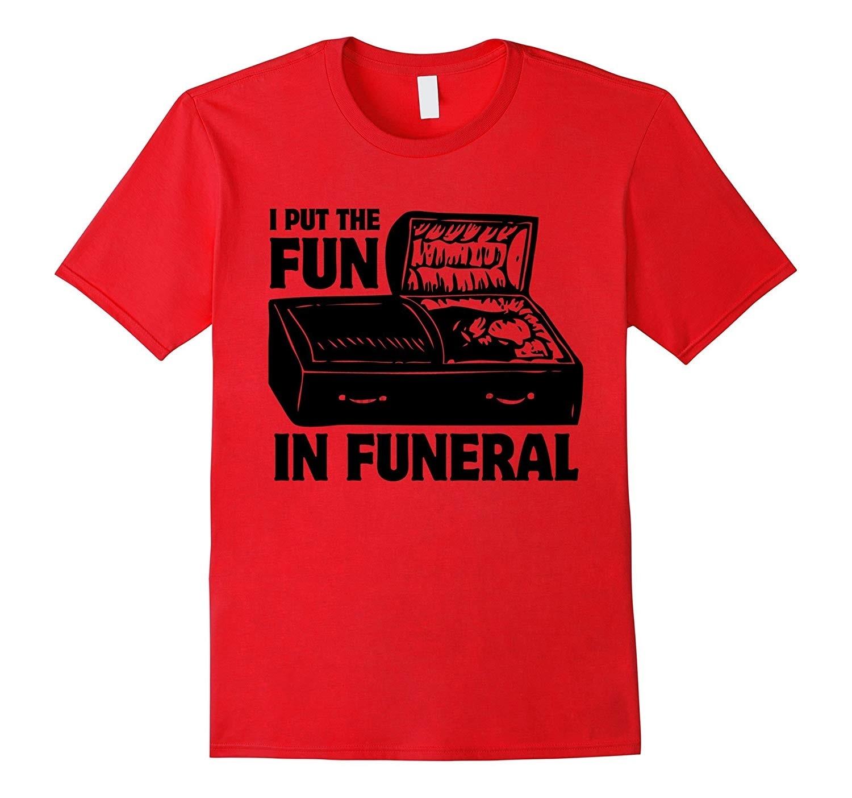 Camiseta para hombre, camiseta divertida I Put The Fun In, divertida frase sarcástica, geniales camisetas para mujer
