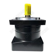 Relação 30 1 Nema32 80 milímetros Planetary Gearbox Redutor de Velocidade Eixo 19 milímetros Engrenagem De aço Carbono para Servo Motor de Passo