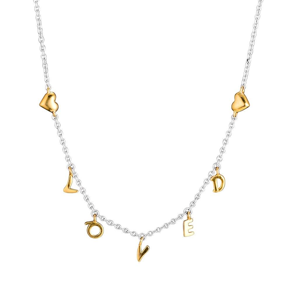 Forma do meu coração colar & pingente mulher moda jóias fazendo prata esterlina jóias colares para festa mulher
