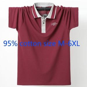 New Arrival Fashion Men Super Large Young Short Sleeve 95% Cotton Casual Loose Breathable Tshirt Men Plus Size M-2XL3XL4XL5XL6XL