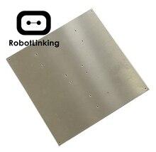 3D MK2 impressoras Reprap heatbed aquecida bed cama quente placa de aquecimento de alumínio tamanho 220*220*2mm