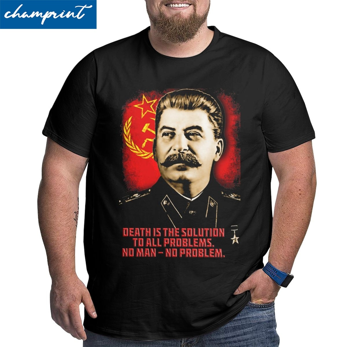 Camiseta de manga corta para hombre, prenda de vestir, de manga corta,...
