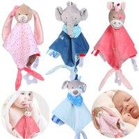 Мягкое детское одеяло с очаровательным одеялом для животных