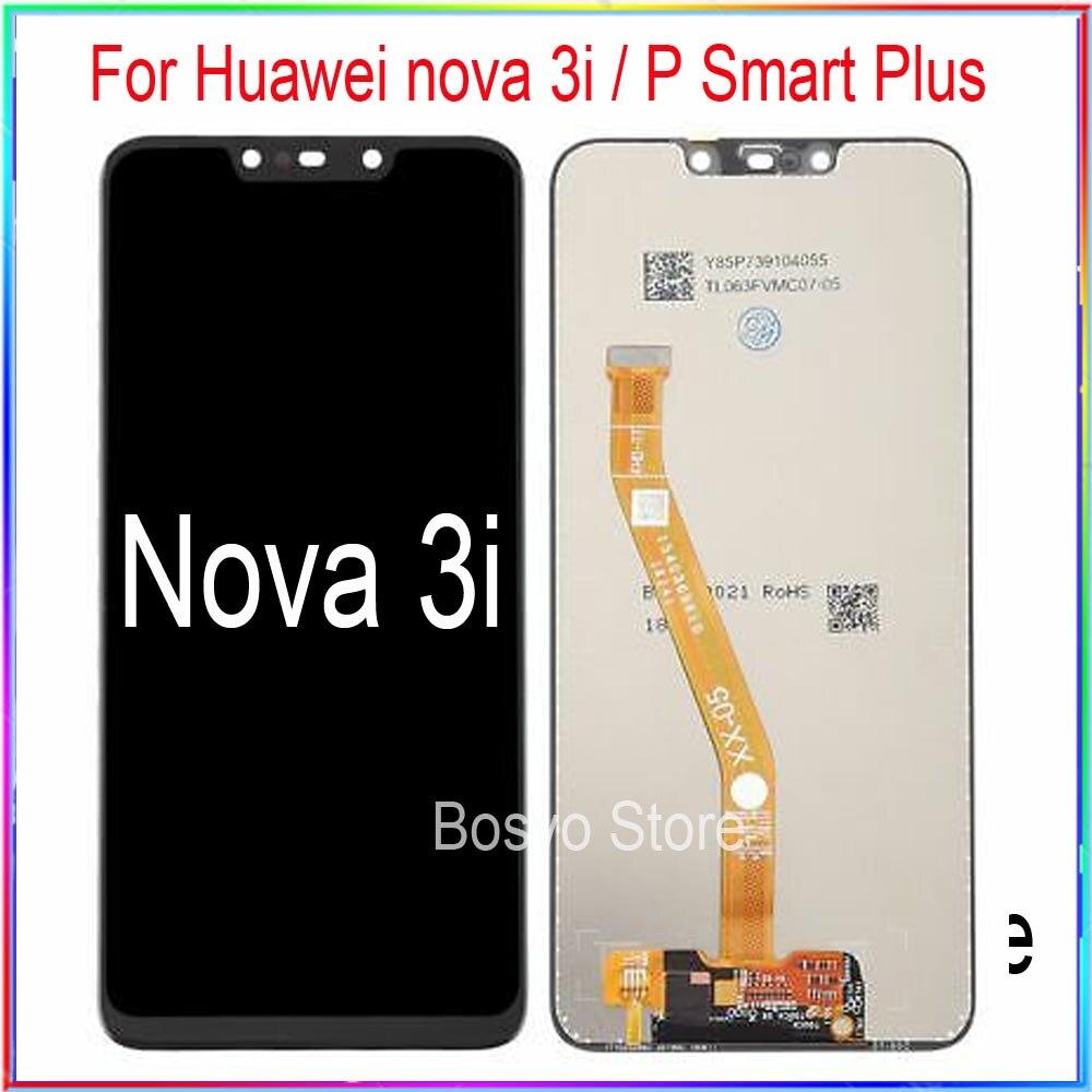 Do ekranu dotykowego Huawei P Smart Plus z ekranem dotykowym Nova 3i