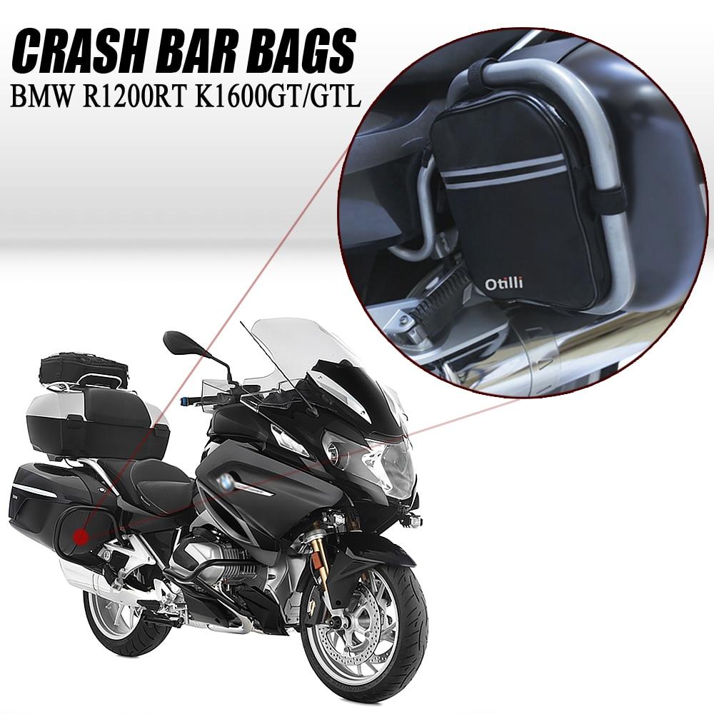 جديد للدراجات النارية لسيارات BMW R 1200 RT R1200RT ، أكياس شريط الصدمات الخلفية ، الإطار ، حقائب التخزين