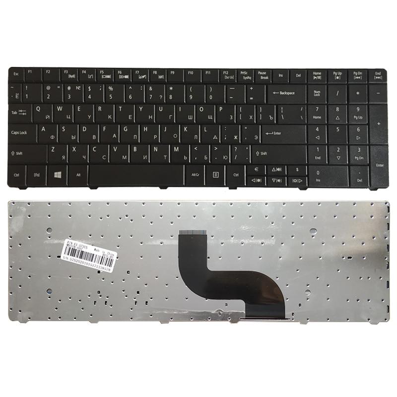 Nuevo teclado ruso para Acer Aspire E1-732 E1-732G E1-772G E1-772 teclado portátil...