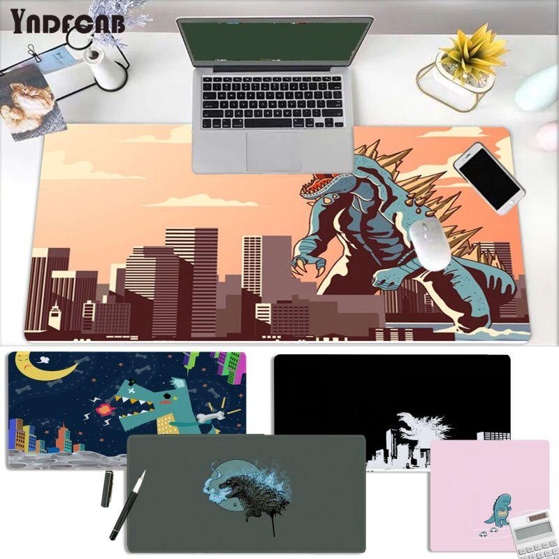YNDFCNB милые Мультяшные динозавры красивые аниме Игровые мыши для ноутбука коврик для мыши Размер для коврика для мыши клавиатуры Deak коврик д...