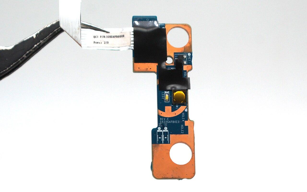 32SX6PB0000 惠普HP 4320s 4321s 4420s 4421s 4325s 4326s  开关小板 开机键小板