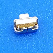 10 pièces/lot Coopart remplacement pour Samsung Galaxy S3 S4 SGH Note2 T999 i9300 I9500 N7100 touche dalimentation interrupteur marche/arrêt