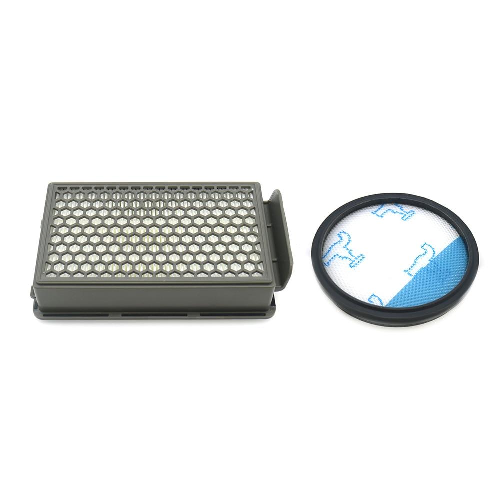 2 шт./лот Комплект фильтров для Rowenta HEPA RO3715 RO3759 RO3798 RO3799 Запчасти для пылесоса комплект компактных аксессуаров питания