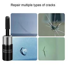 DIY Car Windshield Repair Tool Upgrade Automotive Glass Nano Repair Fluid Windscreen Scratch Crack R