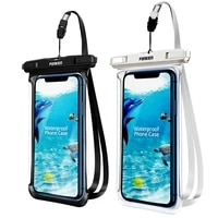 full view waterproof case for phone underwater snow rainforest transparent dry bag swimming pouch big mobile phone covers