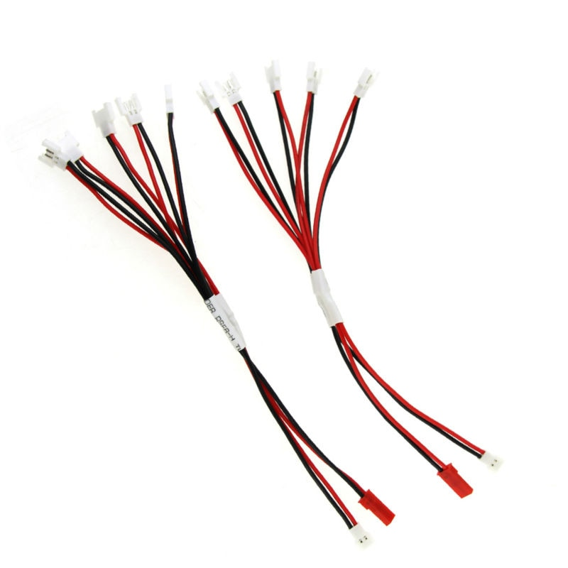1 a 5 equilibrio Cable de carga USB para V930 V977 V966 V988 Hubsan X4 H107L H107C H107D H109S JXD385 FY310B Syma X5 X11 X3}