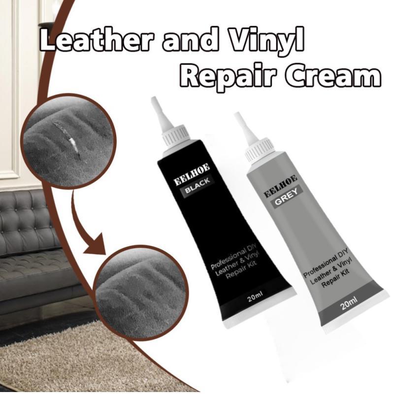 2020 novo couro kit de reparação de vinil gel mobiliário sofá assentos carro reparação agente longa duração ferramentas couro atacado quente