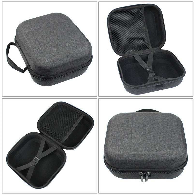 RC Transmitter Storage Bag Protector Case For Walkera 9ET07 AT9S AT10 Drone Quadcopter kids toys Fol