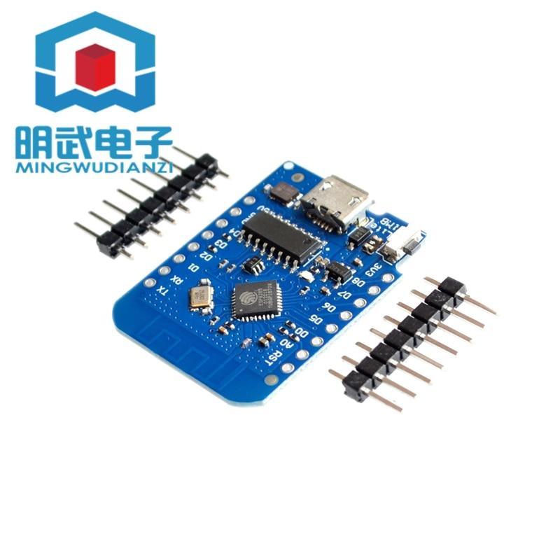 D1 mini Lite V 1.0.0-wireless IoT entwicklung bord esp8285 1 M speicher