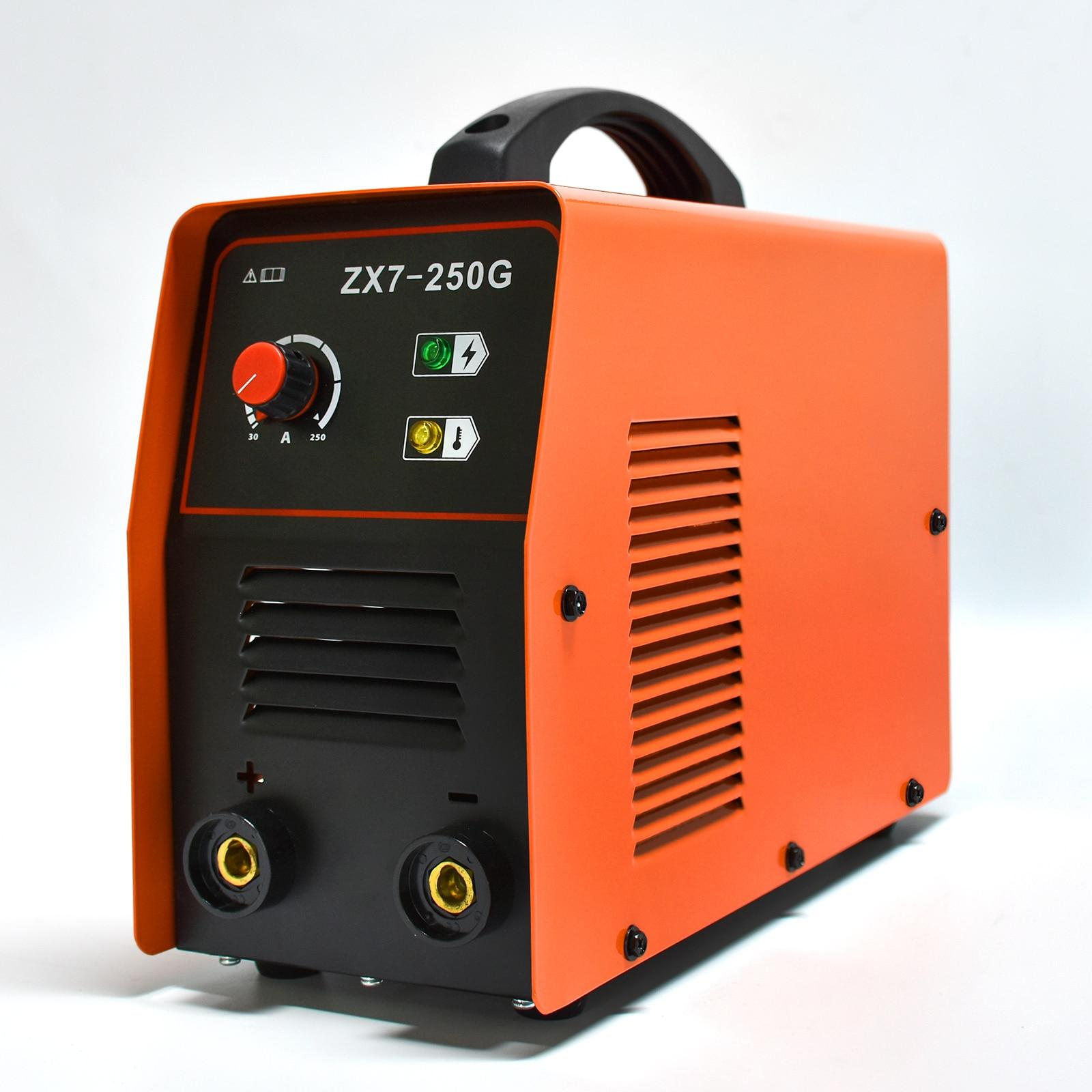 ZX7-250G 160A MMA / ARC Inverter Welding Machine can use J422 / J506、J507 Rods Welder Machine