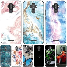 Phone Bags & Cases For BQ 6042L Magic E 2020 6.09 Inch Cover Soft Silicone Fashion Marble Inkjet Pai