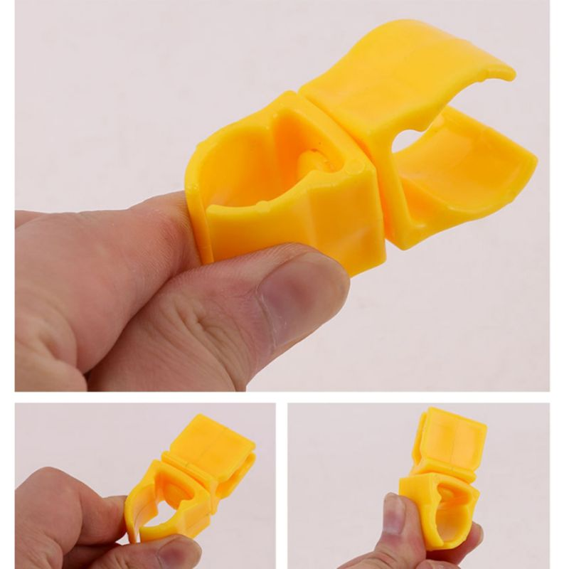 Accesorios de entrenamiento deportivo tubo de Clip abrazadera giratoria de fútbol tubo anillo con signo barra Clip textura estable respetuoso con el medio ambiente