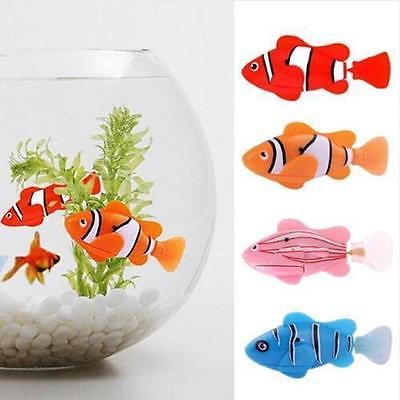 Activated Electronic Fish Battery Powered Electronic Pets Toy Pet Cute Fun Fish Support Drop Shippin