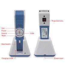 Para teléfono móvil para niños estándar/iluminador manual de venas visor China localizador portátil de venas VS400