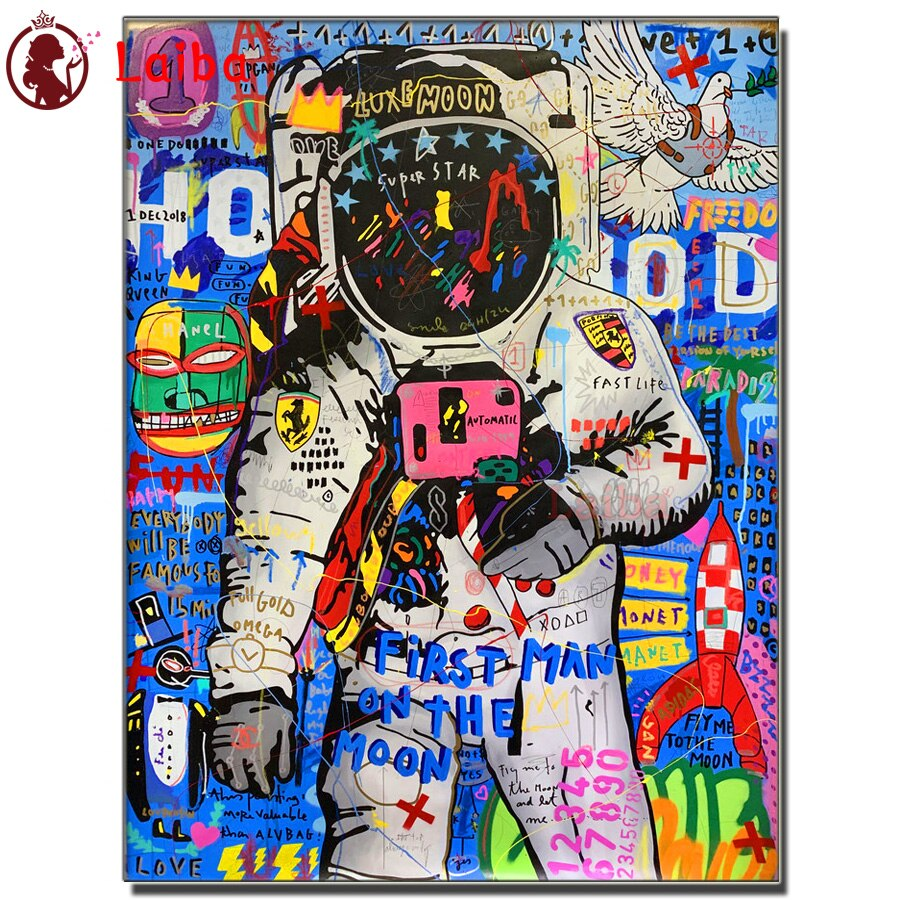 Outer Space diamond mosaic Sale Astronaut diamond painting full Rhinestones Mosaic Cross Stitch Graf