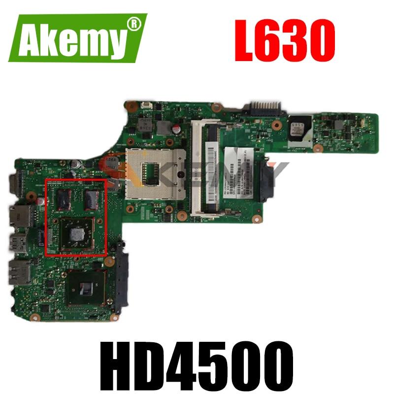 BM10G-6050A2338501-MB-A03 SPS V000245020 V000245110 1310A2338522 ل toshiba satellite L630 اللوحة المحمول HD4500 HM55 DDR3