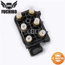 FUCHIBO 4F0616013 Luftfederung Ventil Block Für BENTLEY CONTINENAL GT GTC und V-W PHAETON 4F0616005E, 4F0616005F, 4F0616005B