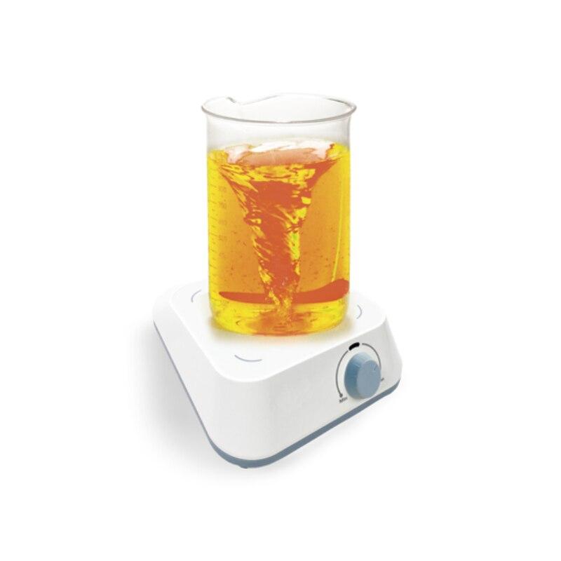 Magnet Vortex Stirrer Laboratory Hot Plate Mini Low Speed DIY Magnetic Stirrer Mixer