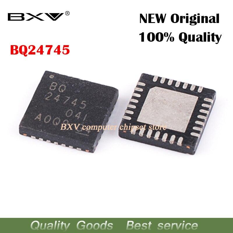 5 uds BQ24745 BQ24751 BQ24753A BQ24742 BQ24740 BQ24747 BQ24777 BQ24741 QFN-28 100% nuevo IC Chip