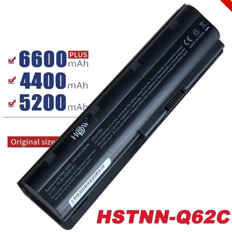 محمول بطارية لجهاز HP MU06 MU09 الغيار 593554-001 593553-001 CQ42 CQ62 G42 G62 G72 G4