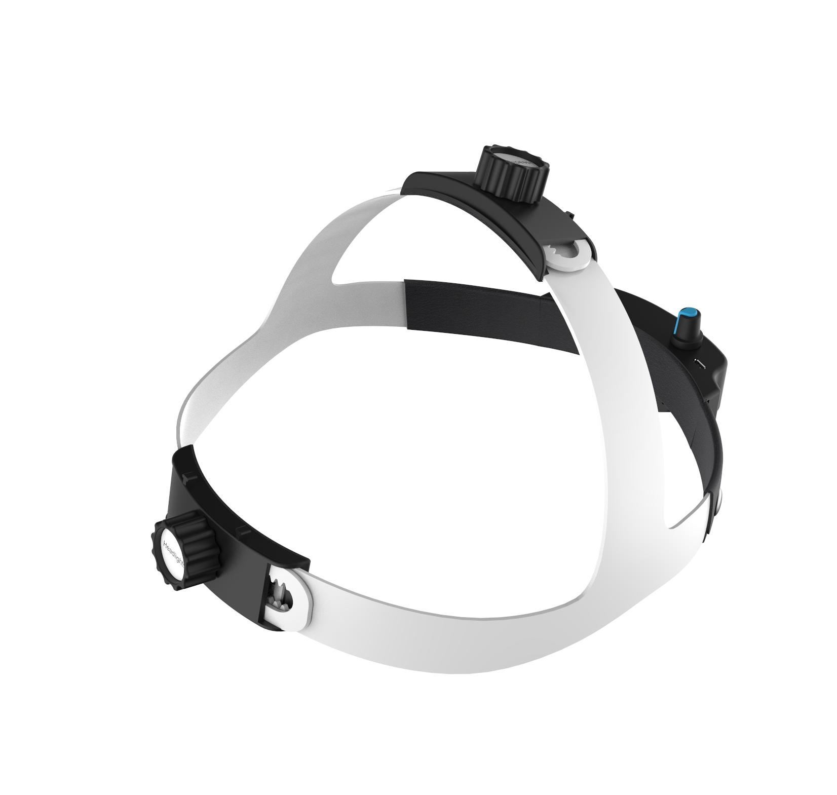 3W LED Headlight for Dental Loupes Spotlight Illuminator for Medical Surgery Beauty Oral Cavity Dentist Headlamp  (TD-M01B-F) enlarge