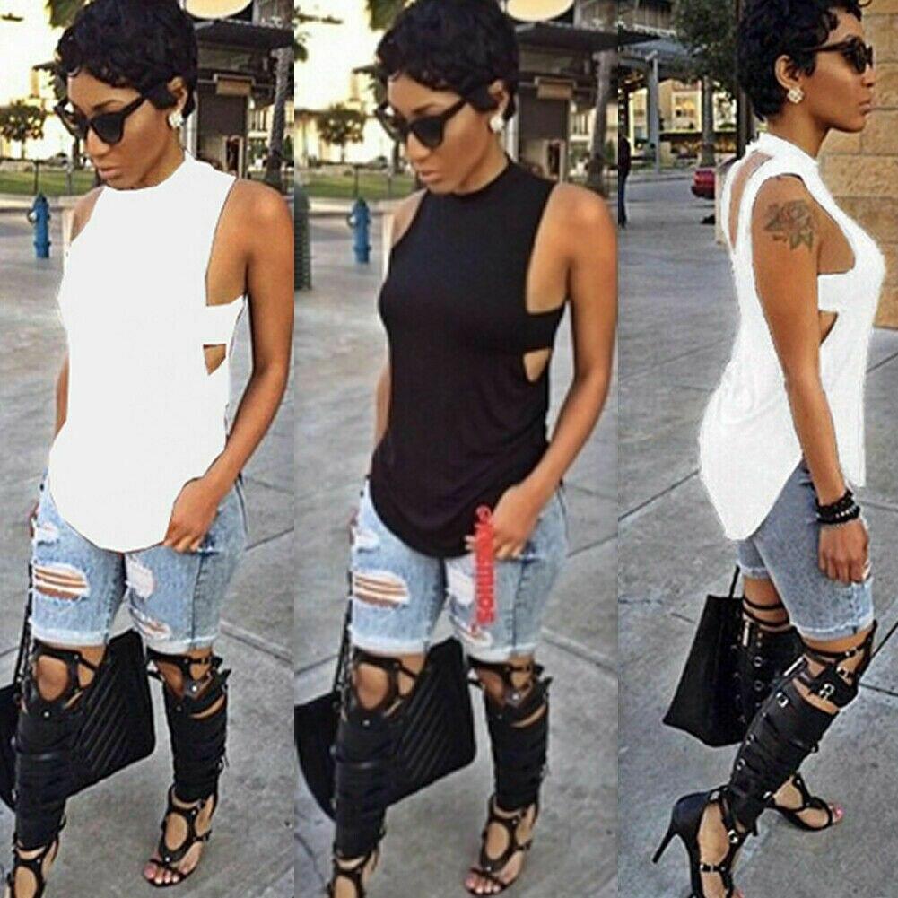 Women Crochet Bralette Knit Bra Boho Beach Bikini Halter Cami Tank Top