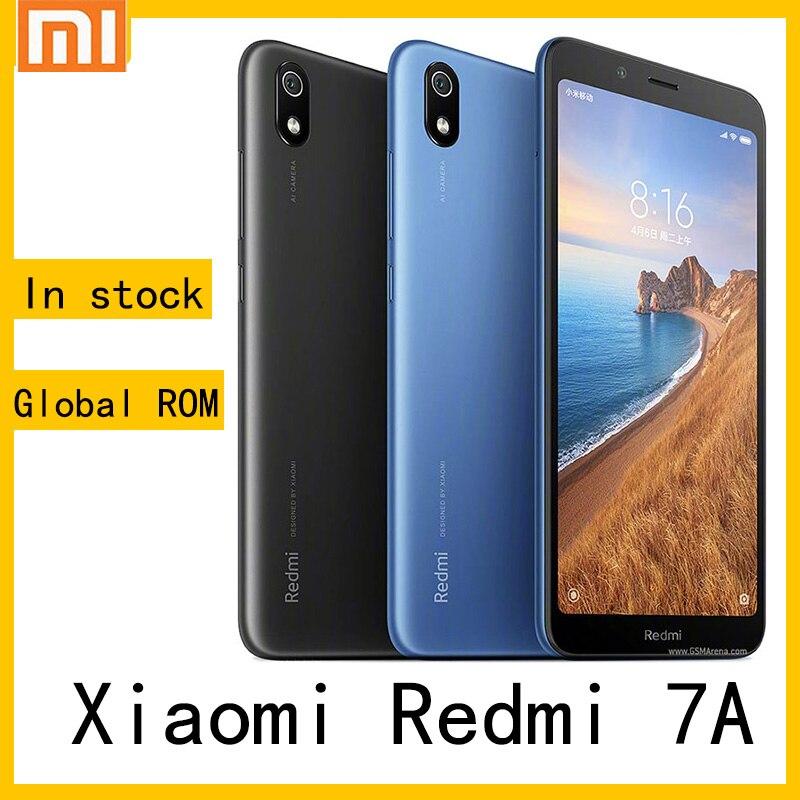 celular Xiaomi Redmi 7A smartphon Google market 3GB 32GB Android mobile phone