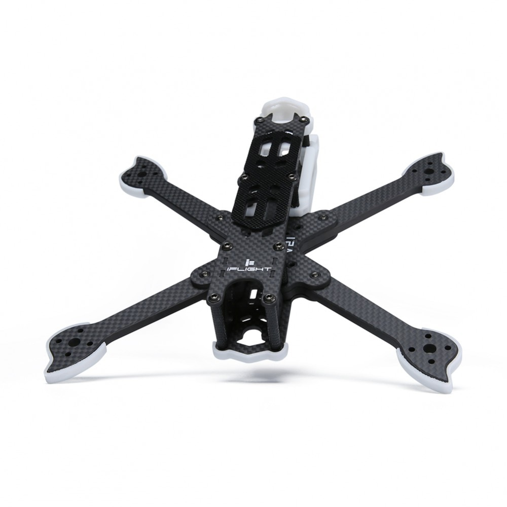 IFlight Cidora SL5 V2.1 HD 217mm 3K Carbon Fiber Frame Kits 5.5mm Arm for FPV Air Unit 5inch FPV Racing Drone Replacement Parts
