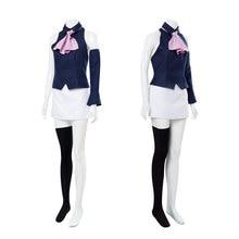 Costume de Cosplay Nanatsu no Taizai, robe de demoiselle dhonneur, dessin animé japonais, sept péchés mortels