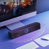 home theater hifi portable wired wireless bluetooth speakers stereo bass sound bar usb subwoofer work for computer tv phone