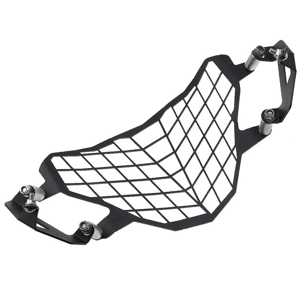 Modificado para motocicleta faro cubierta protectora para parrilla Protector para G310GS G310 GS 2017-2018