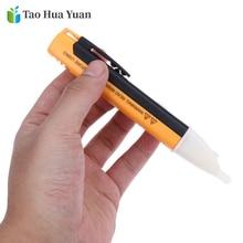 Multimètre électrique détecteur de tension capteur testeur 90-1000V AC Test stylo tension lumière LED indicateur stylo Volt prise murale puissance A