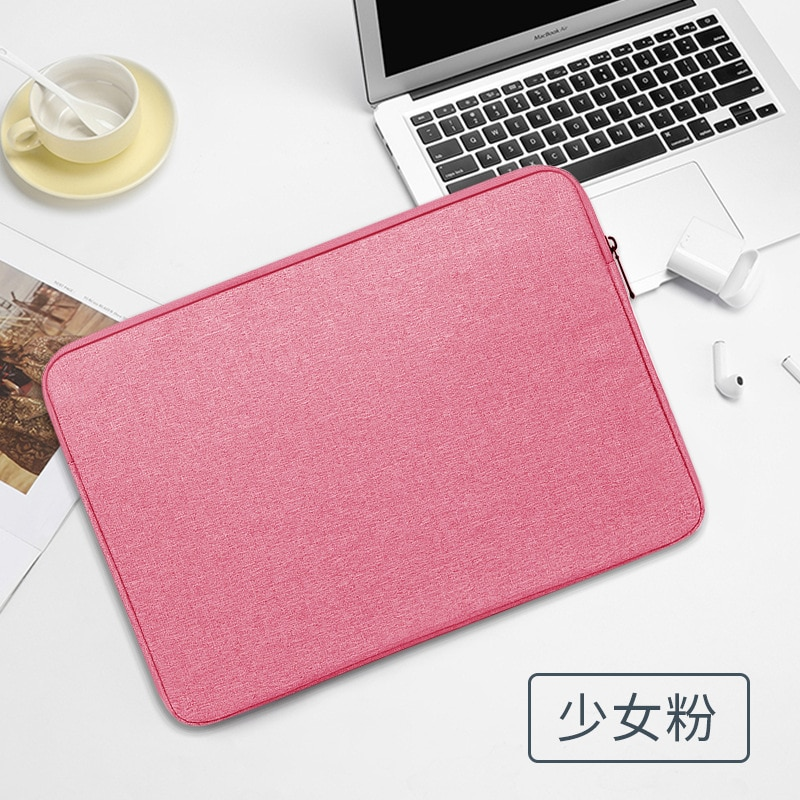 Laptop Bag For Macbook Air Pro Retina 11 12 13 14 15 15.6 inch Sleeve Case PC Tablet Cover for Xiaomi HP Dell