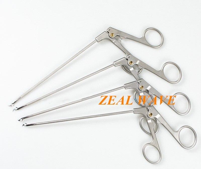 Shoulder Arthroscopy Instruments Threading Pliers Flexible Hook Puncture Thread Grabbing Pliers Rotator Cuff Suture Pliers