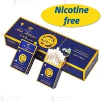 the latest popular non nicotine tobacco substitute for smoking cessation hibiscus pop pearls chinese specialty