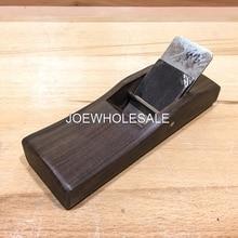 Ebony streamlined hand wood planer,woodworking tool,woodworking plane