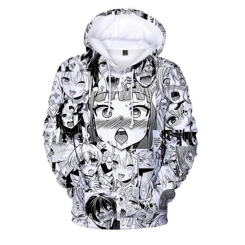 3d print hoodie men's hooded sweatshirt around neck funny hooded sweatshirt cartoon streetwear fashion anime hooded sleev hooded 3d fireworks print flocking trippy hoodie