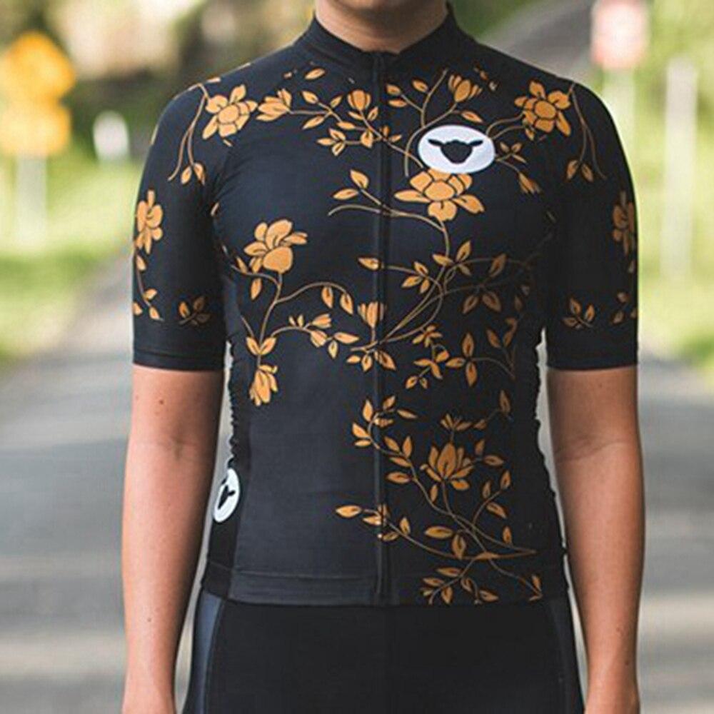 Ropa de bicicleta de carreras para hombre, traje de Ciclismo de Manga...
