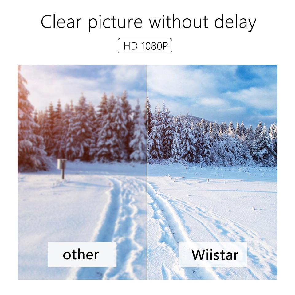 Wiistar HDMI to AV CVBS S video Converter Adapter Composite R/L Audio 1080P HDMI2AV CVBS S Video Converter enlarge