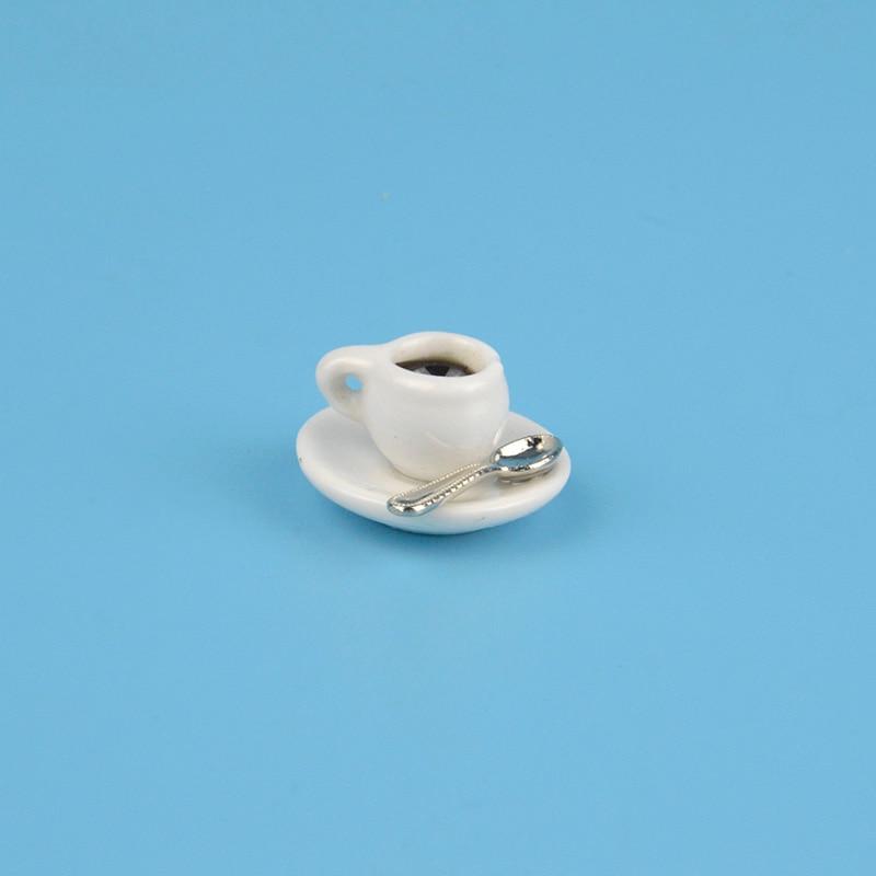 Venta al por mayor 112 casa de muñecas miniatura Mini café accesorios para muñecas de juguete partido para bosque animal regalo de colección